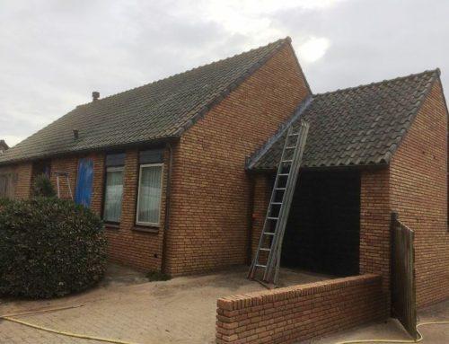 Dakreiniging en gevelreiniging in Maasdam