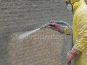 Gevelrenovatie, gevel schoonmaken, gevel reinigen, gevelprotect, renovatie voegen en gevel, impregneren en renoveren