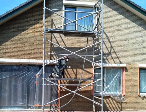 Gevelreiniging en dakcoating in Hoek, Zeeland