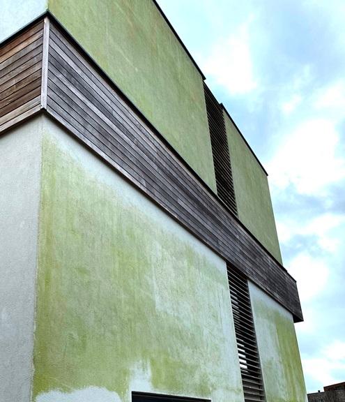groene aanslag nieuwbouw